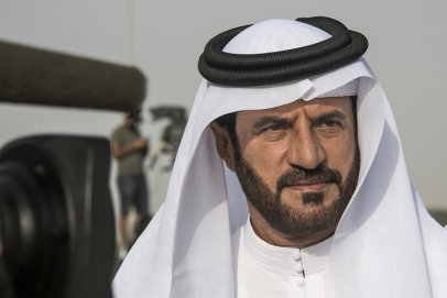 FIA Vice President Mohammed Ben Sulayem